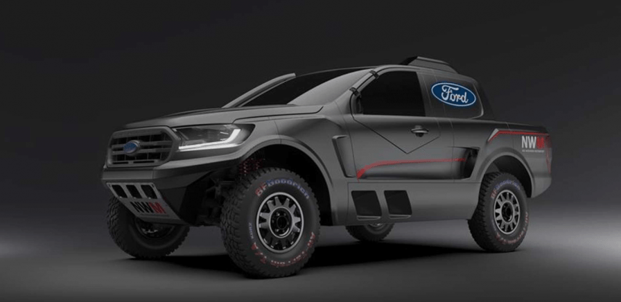 Ford - Raptor-Powered Ranger